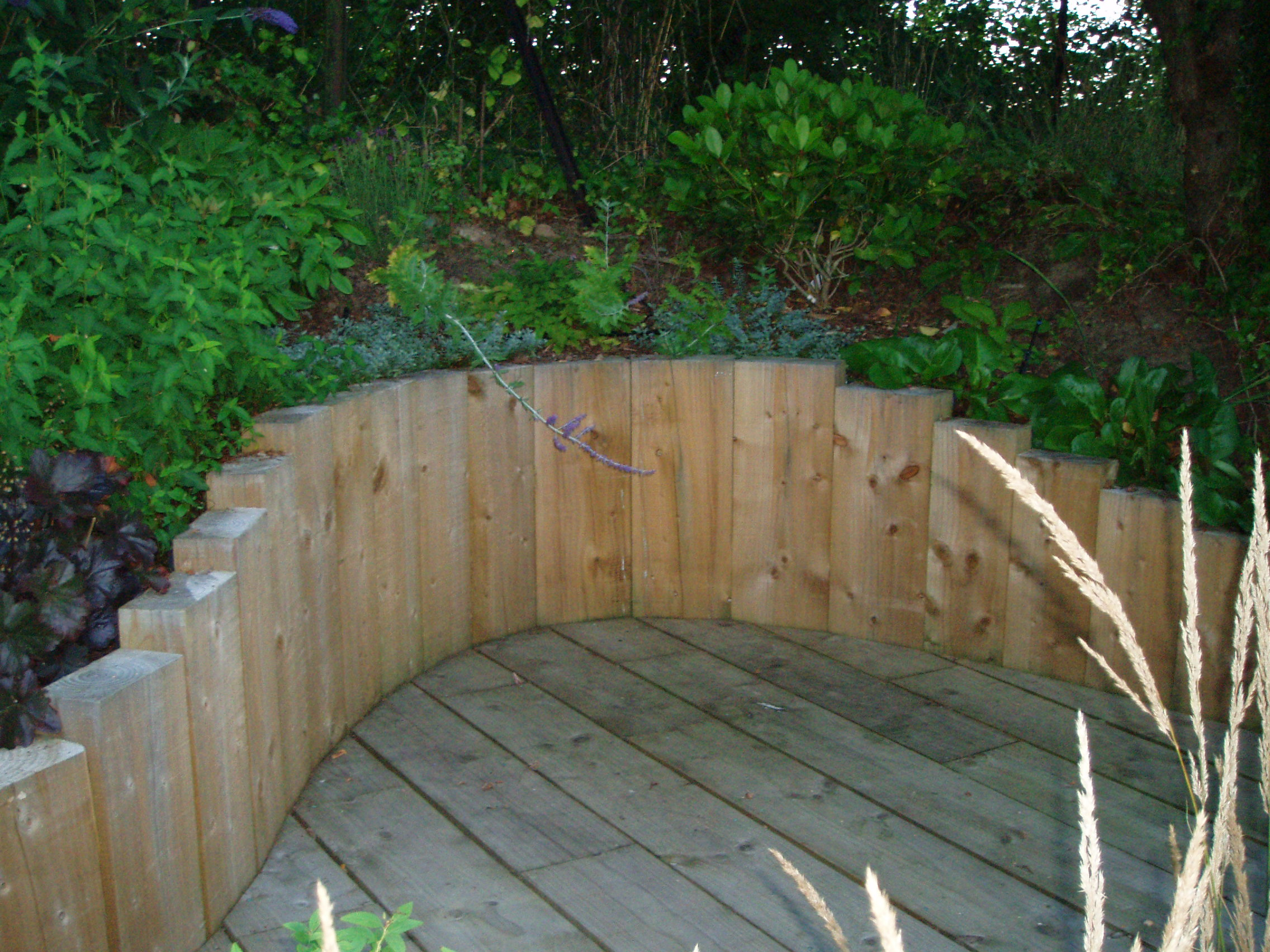 Adl Timber Structures Decking Garden Landscaping Sevenoaks