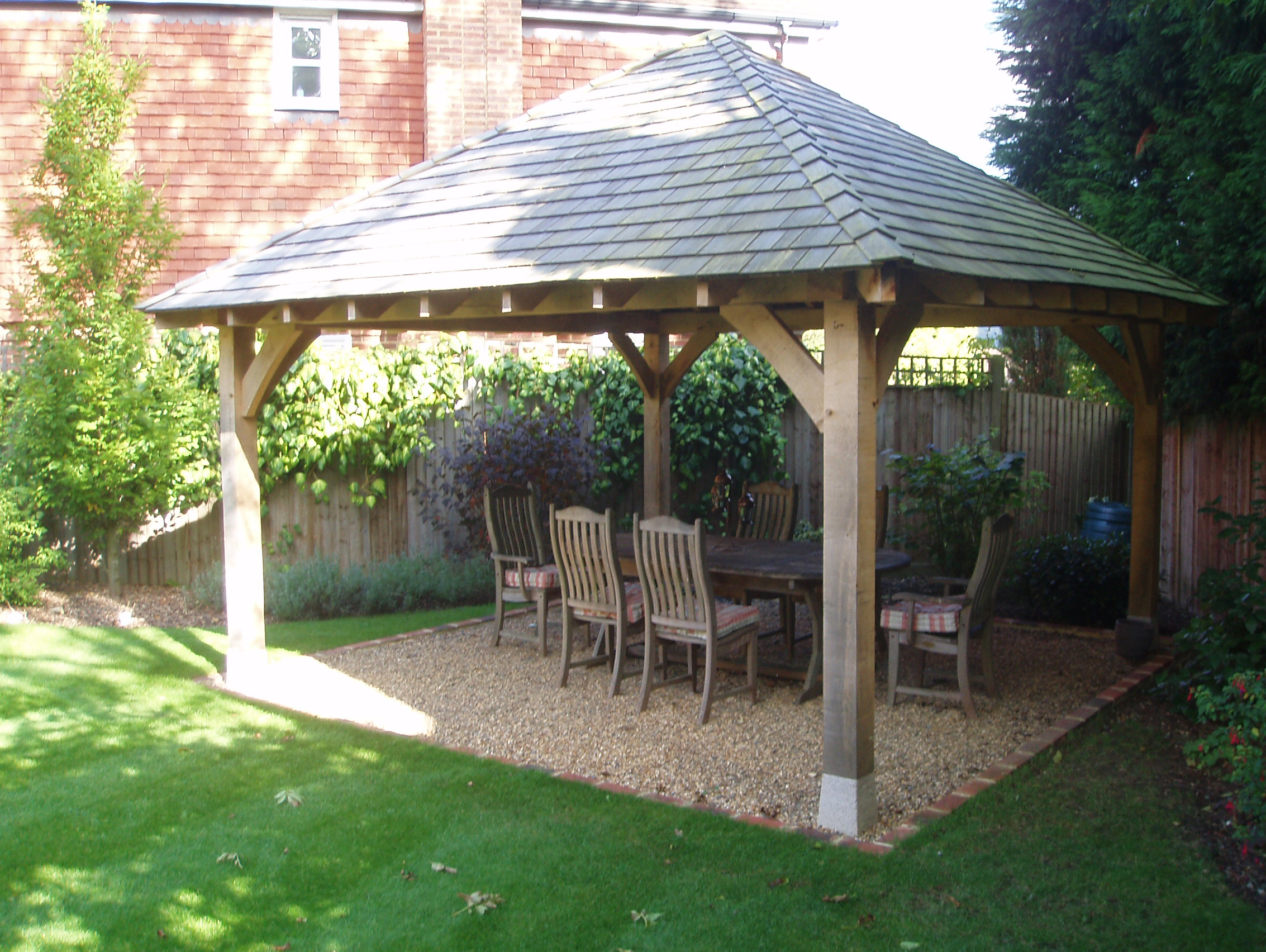 26 Excellent Garden Pergolas And Gazebos